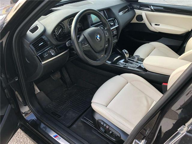 2016 BMW X3 xDrive28i (Stk: P5297) in Toronto - Image 2 of 13