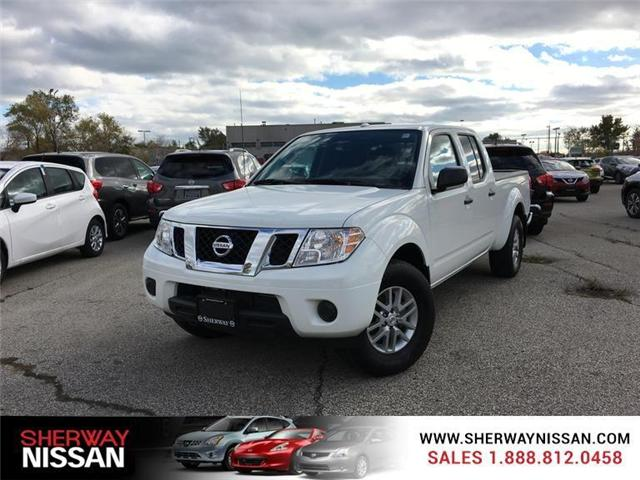 2017 Nissan Frontier  (Stk: 417024A) in Toronto - Image 1 of 13