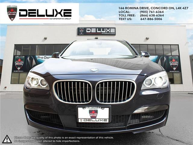 2013 BMW 750i xDrive (Stk: D0337) in Concord - Image 2 of 24