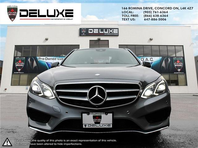 2016 Mercedes-Benz E-Class Base (Stk: D0342) in Concord - Image 2 of 24