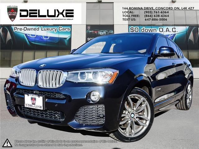 2015 BMW X4 xDrive28i (Stk: D0259) in Concord - Image 1 of 28