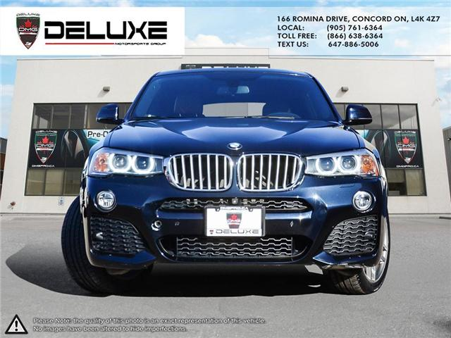 2015 BMW X4 xDrive28i (Stk: D0259) in Concord - Image 2 of 28