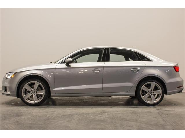 2018 Audi A3 2.0T Komfort (Stk: T14529) in Vaughan - Image 2 of 7