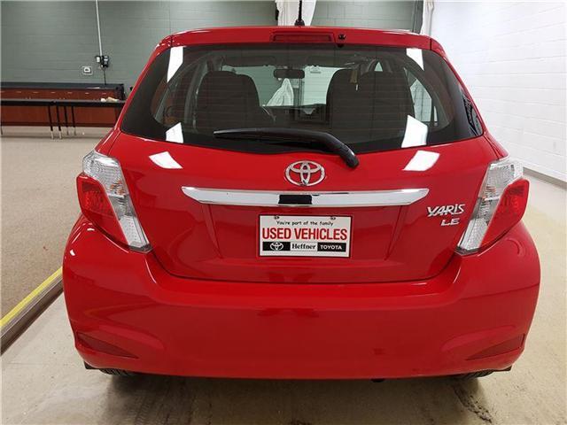 2014 Toyota Yaris  (Stk: 185311) in Kitchener - Image 7 of 17