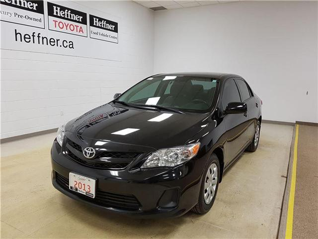 2013 Toyota Corolla  (Stk: 185322) in Kitchener - Image 1 of 19