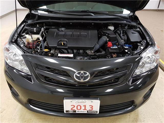 2013 Toyota Corolla  (Stk: 185322) in Kitchener - Image 18 of 19