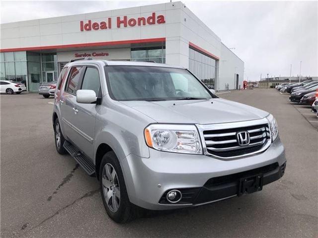 2015 Honda Pilot Touring (Stk: I180612A) in Mississauga - Image 1 of 24