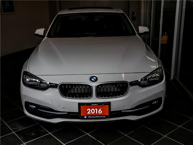Used 2016 Bmw 320i Xdrive For Sale In Orangeville