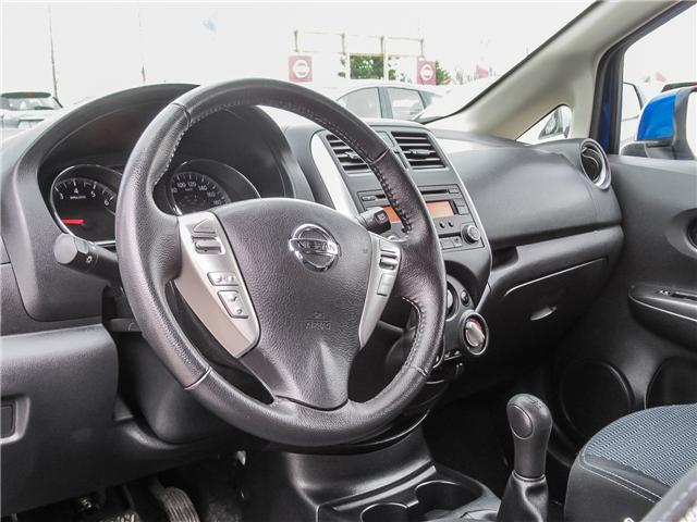 2014 Nissan Versa Note 1.6 SV (Stk: 17773A) in Barrie - Image 10 of 23