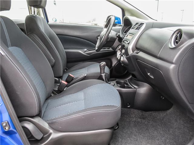2014 Nissan Versa Note 1.6 SV (Stk: 17773A) in Barrie - Image 15 of 23