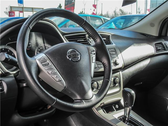 2014 Nissan Sentra 1.8 SV (Stk: 17751A) in Barrie - Image 10 of 23