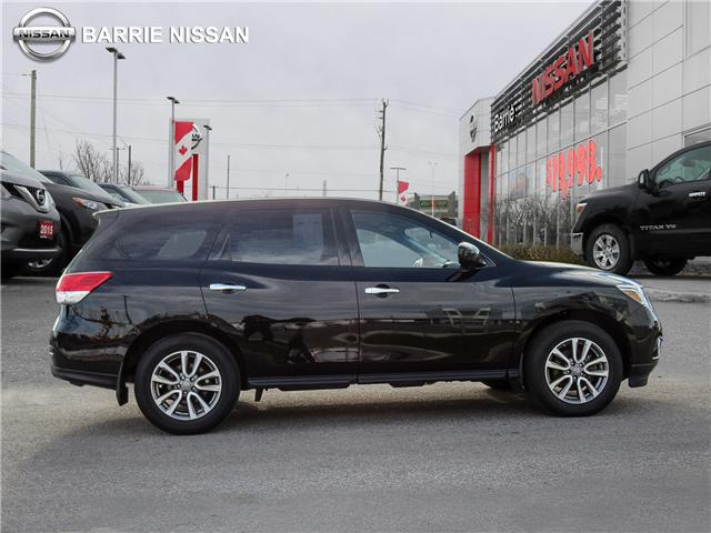 2015 Nissan Pathfinder S (Stk: P4373) in Barrie - Image 4 of 24