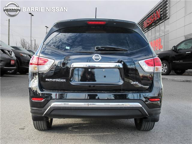 2015 Nissan Pathfinder S (Stk: P4373) in Barrie - Image 6 of 24