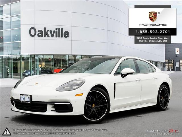 2018 Porsche Panamera 4 (Stk: 18038) in Oakville - Image 1 of 26