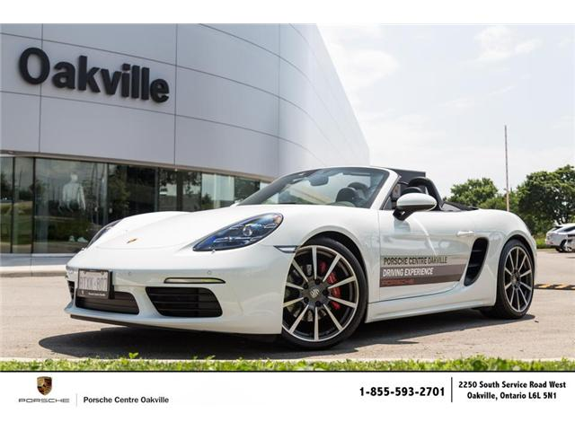 2017 Porsche 718 Boxster S (Stk: 17129) in Oakville - Image 1 of 25