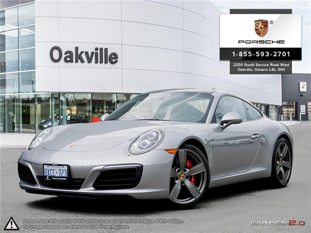 2017 Porsche 911 Carrera S (Stk: 17700) in Oakville - Image 1 of 26