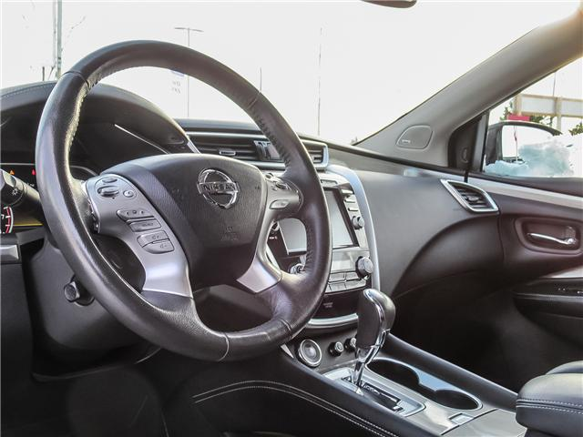 2015 Nissan Murano Platinum (Stk: P4416) in Barrie - Image 10 of 28