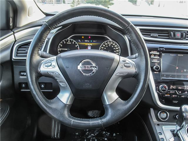 2015 Nissan Murano Platinum (Stk: P4416) in Barrie - Image 12 of 28