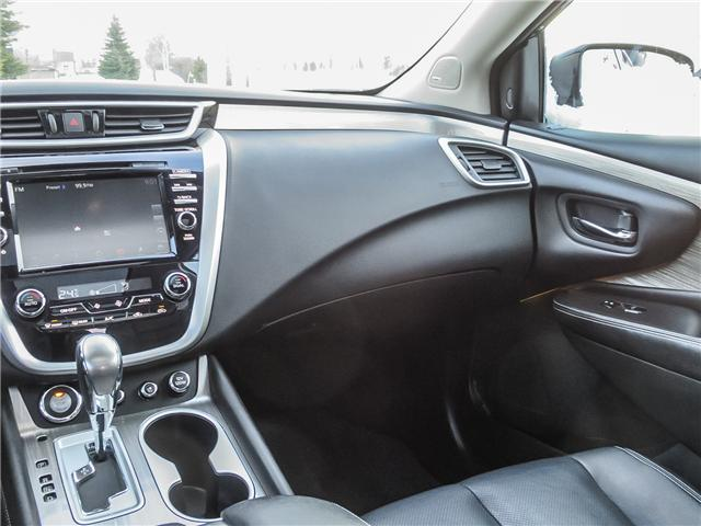 2015 Nissan Murano Platinum (Stk: P4416) in Barrie - Image 14 of 28
