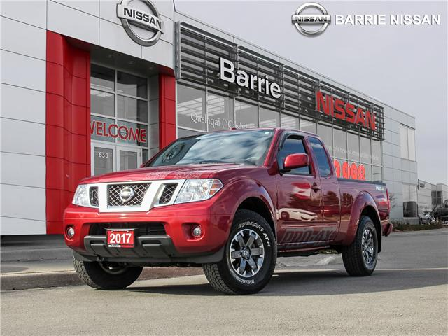 2017 Nissan Frontier PRO-4X (Stk: P4425) in Barrie - Image 1 of 25