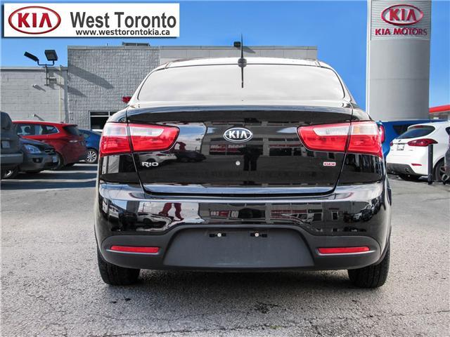 2013 Kia Rio LX+ (Stk: P347) in Toronto - Image 6 of 21