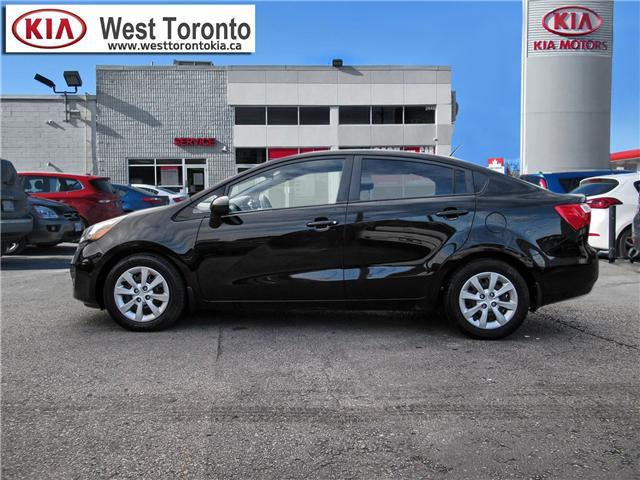 2013 Kia Rio LX+ (Stk: P347) in Toronto - Image 8 of 21