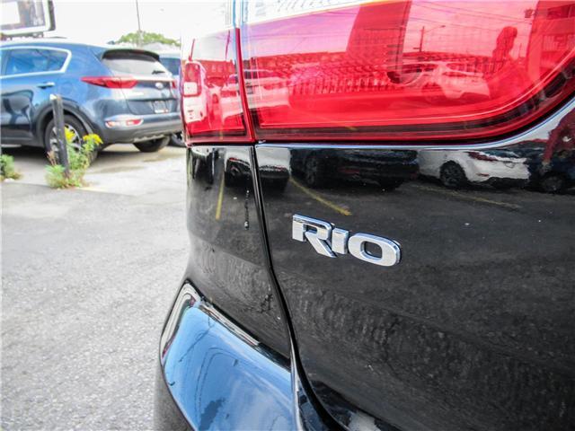 2013 Kia Rio LX+ (Stk: P347) in Toronto - Image 17 of 21