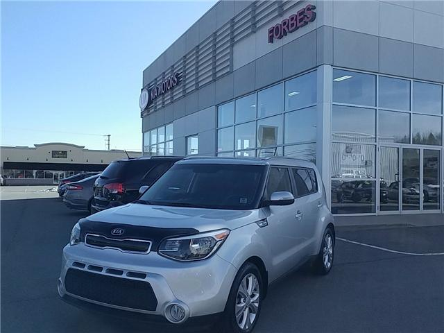 2015 Kia Soul EX (Stk: 18153A) in New Minas - Image 1 of 18