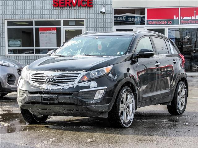 2011 Kia Sportage EX (Stk: T18133) in Toronto - Image 1 of 4