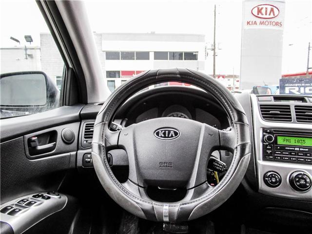 2010 Kia Sportage LX-V6 (Stk: T18232) in Toronto - Image 10 of 14