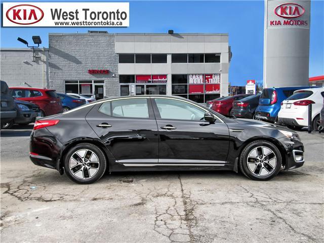 2012 Kia Optima Hybrid Premium (Stk: T17433) in Toronto - Image 4 of 28