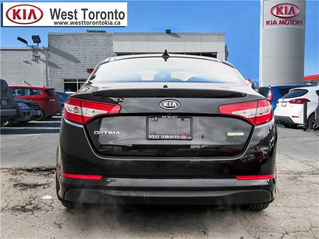 2012 Kia Optima Hybrid Premium (Stk: T17433) in Toronto - Image 5 of 28