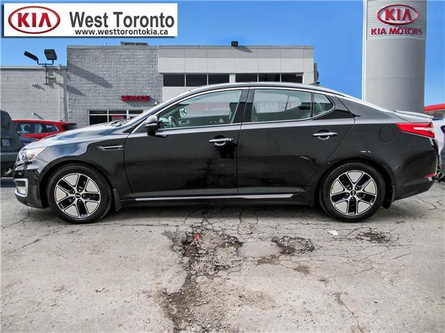 2012 Kia Optima Hybrid Premium (Stk: T17433) in Toronto - Image 7 of 28
