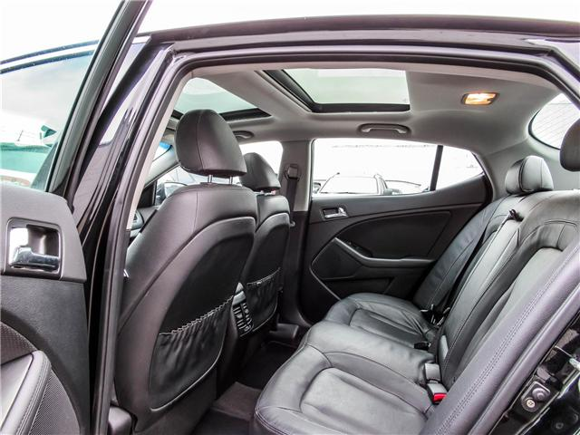 2012 Kia Optima Hybrid Premium (Stk: T17433) in Toronto - Image 11 of 28