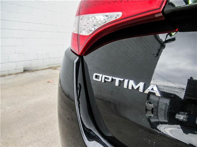 2012 Kia Optima Hybrid Premium (Stk: T17433) in Toronto - Image 17 of 28