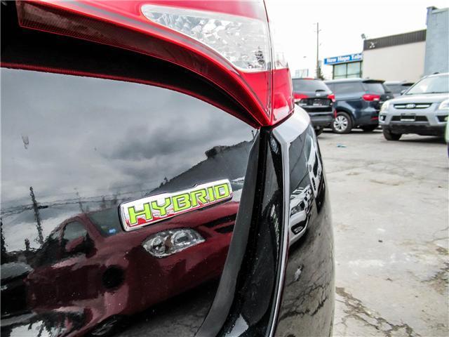 2012 Kia Optima Hybrid Premium (Stk: T17433) in Toronto - Image 18 of 28