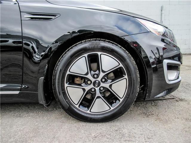 2012 Kia Optima Hybrid Premium (Stk: T17433) in Toronto - Image 19 of 28
