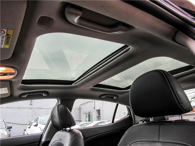 2012 Kia Optima Hybrid Premium (Stk: T17433) in Toronto - Image 23 of 28