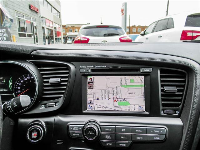 2012 Kia Optima Hybrid Premium (Stk: T17433) in Toronto - Image 24 of 28