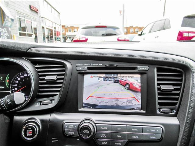 2012 Kia Optima Hybrid Premium (Stk: T17433) in Toronto - Image 25 of 28