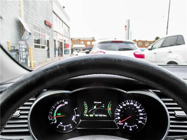 2012 Kia Optima Hybrid Premium (Stk: T17433) in Toronto - Image 26 of 28