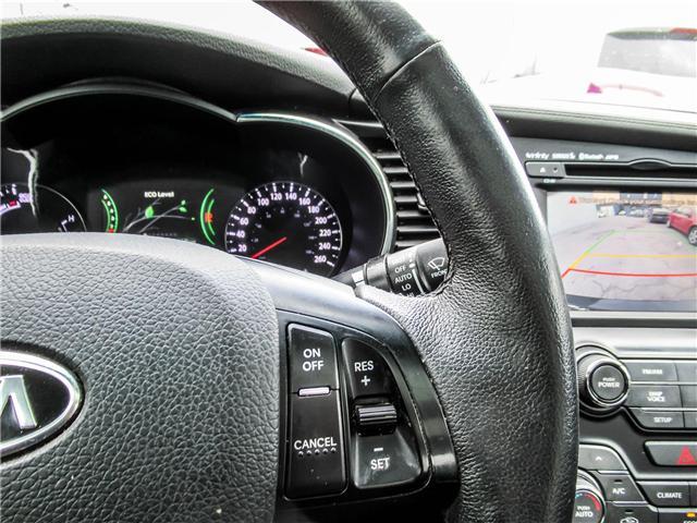 2012 Kia Optima Hybrid Premium (Stk: T17433) in Toronto - Image 27 of 28