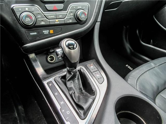 2012 Kia Optima Hybrid Premium (Stk: T17433) in Toronto - Image 28 of 28