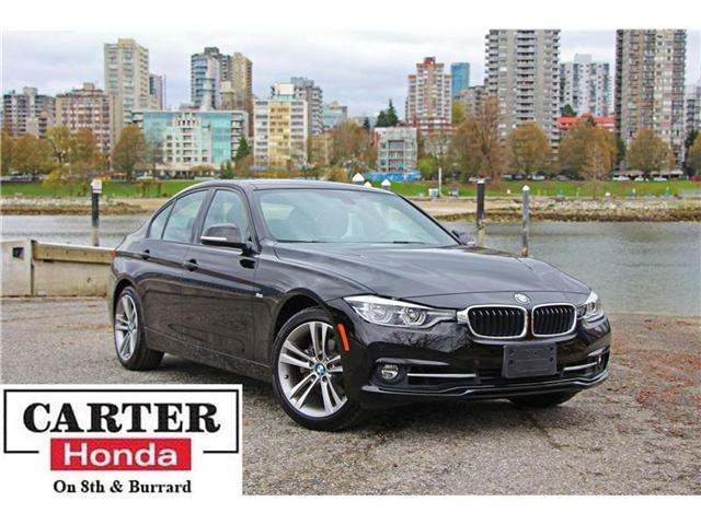2016 BMW 328i xDrive (Stk: B27730) in Vancouver - Image 1 of 29