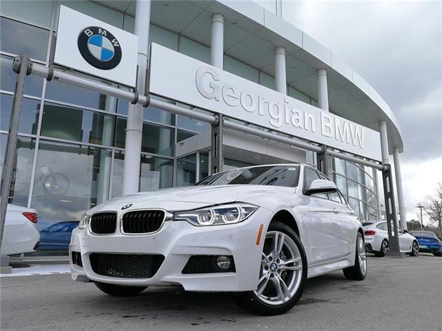 2018 BMW 330 i xDrive (Stk: B18096) in Barrie - Image 1 of 7