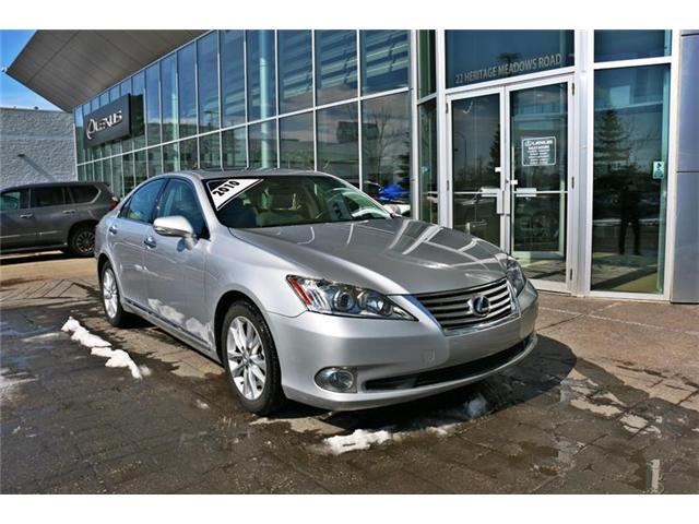 2010 Lexus ES 350 Base (Stk: 180048A) in Calgary - Image 2 of 15