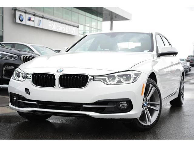 2018 BMW 330 i xDrive (Stk: 8615201) in Brampton - Image 1 of 12