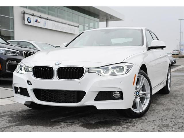 2018 BMW 330 i xDrive (Stk: 8615211) in Brampton - Image 1 of 12
