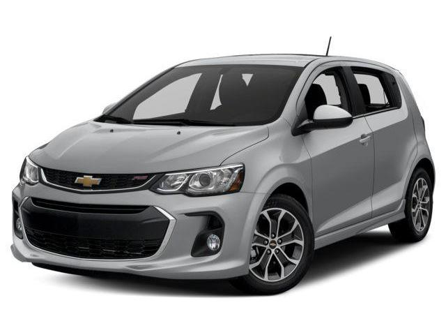 2018 Chevrolet Sonic LT Auto (Stk: C8T015T) in Mississauga - Image 1 of 9