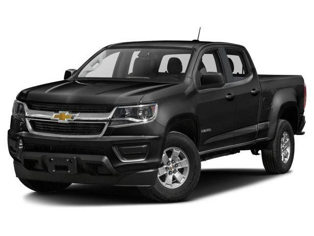 2018 Chevrolet Colorado WT (Stk: T8K078) in Mississauga - Image 1 of 9